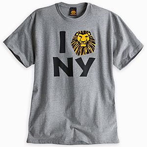 Simba Tee for Adults - The Lion King: The Broadway Musical