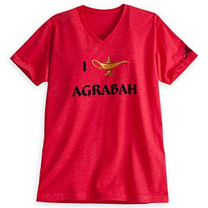 Aladdin the Musical Agrabah Tee for Adults