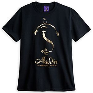Genie Tee for Adults - Aladdin the Musical