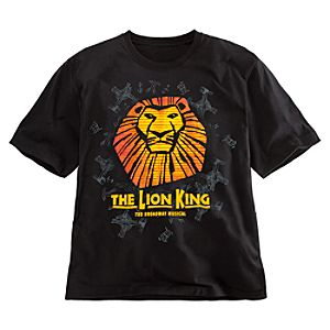 The Lion King: The Broadway Musical Tee for Kids