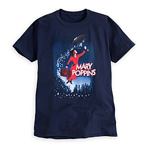 Mary Poppins: The Broadway Musical Tee for Kids