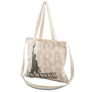 Disney on Broadway: Newsies The Musical Tote Bag