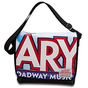 Limited Edition Mary Poppins: The Broadway Musical Billboard Tote -- Style B