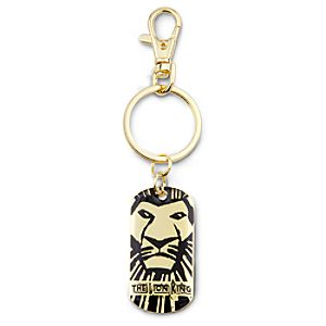 Simba Key Ring - The Lion King The Broadway Musical