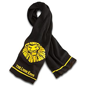 The Lion King: The Broadway Musical Scarf