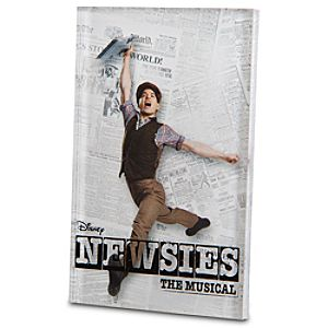 Disney on Broadway: Newsies The Musical Magnet