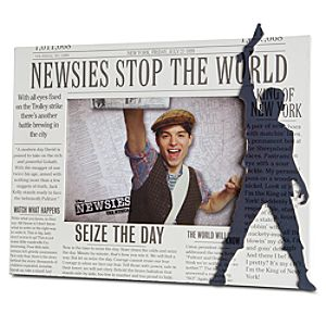 Disney on Broadway: Newsies The Musical Photo Frame -- 4 x 6