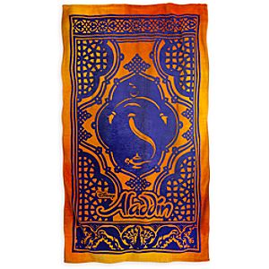 Aladdin the Musical - Beach Towel