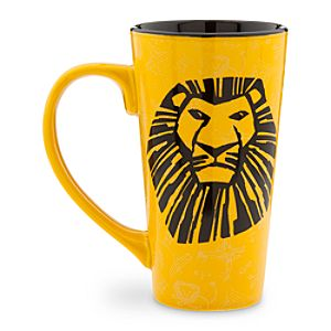 The Lion King: The Broadway Musical Logo Mug