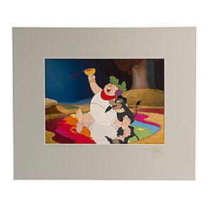 Fantasia Cel Heres To Us by Courvoisier Galleries - D23