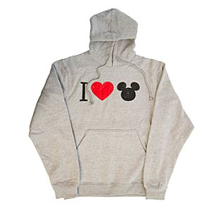 Mickey Mouse Icon Hoodie for Adults - D23