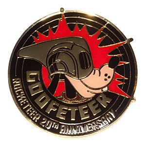 Goofeteer Pin - D23