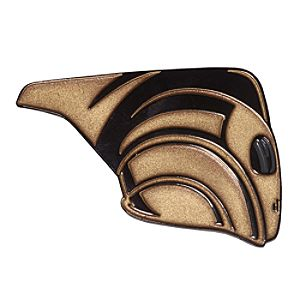 The Rocketeer Helmet Pin - D23