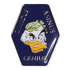 Ludwig Von Drake Genius Pin - D23