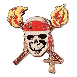 Pirates of the Caribbean: Dead Mans Chest Pin - D23