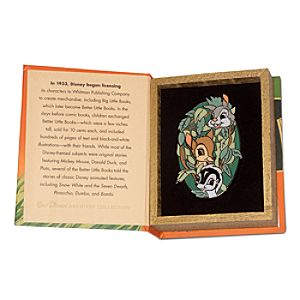 Bambi Big Little Books Pin - D23