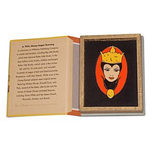 Evil Queen - Snow White and the Seven Dwarfs Big Little Books Pin - D23