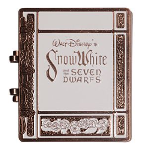 Snow White and the Seven Dwarfs Storybook Pin - D23