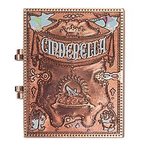 Cinderella Storybook Pin - D23