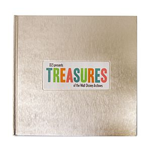 Treasures of the Walt Disney Archives Catalogue - D23