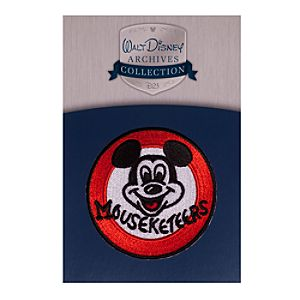 The Mickey Mouse Club Patch - Limited Edition - D23