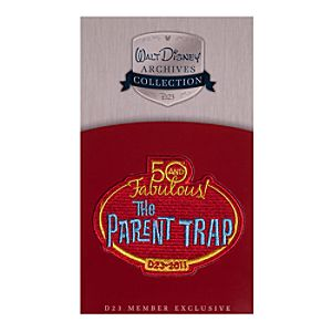 The Parent Trap Patch - D23