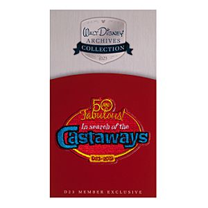 In Search of the Castaways Patch - D23