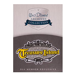 Treasure Island Patch - D23