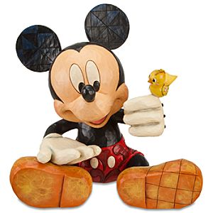 Mickey Mouse Garden Statue by Jim Shore