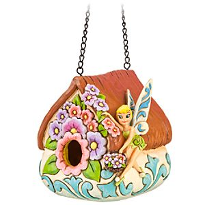 Tinker Bell Birdhouse by Jim Shore