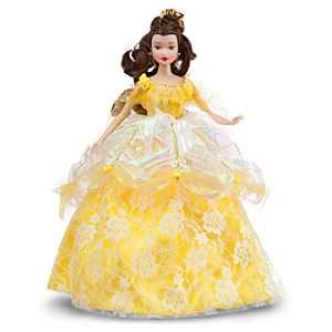 Beauty and the Beast: The Broadway Musical Belle Doll -- 12 H