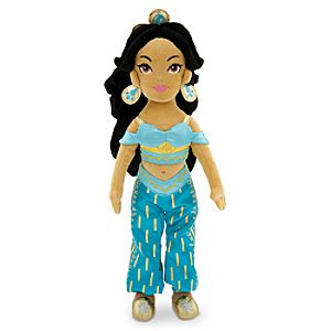 Jasmine Plush - Aladdin the Musical - 15
