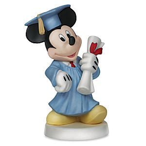 Mickey Mouse Graduation Figure by Disney Showcase