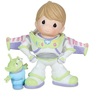 To Infinity and Beyond Buzz Lightyear and Space Alien Figurine by Precious Moments