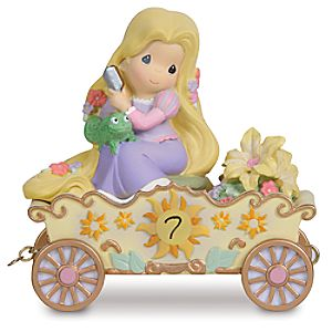 ''I'm in Heaven to Be Seven'' Seventh Birthday Rapunzel Figurine by Precious Moments