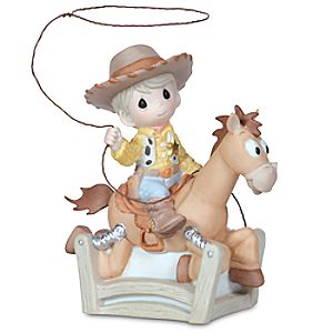 Ride Like The Wind Bullseye Woody Figurine by Precious Moments