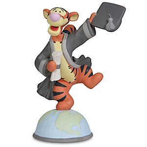 """Bounce into a Whole New World"" Tigger Figurine by Precious Moments"