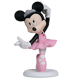 """Beautiful Dreamer"" Minnie Mouse Figurine by Precious Moments"