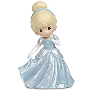 Cinderella Rotating Musical Figurine by Precious Moments