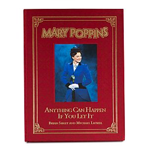 Mary Poppins: The Broadway Musical Anything Can Happen If You Let It Book