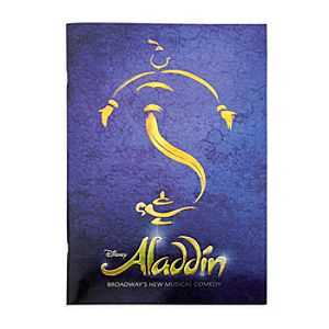 Aladdin the Musical - Program