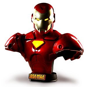 Invincible Iron Man Life-Size Bust by Sideshow Collectibles