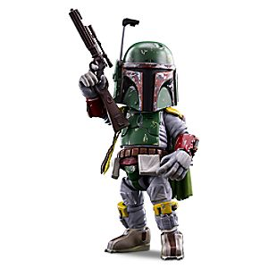Boba Fett Figure by Herocross - Star Wars