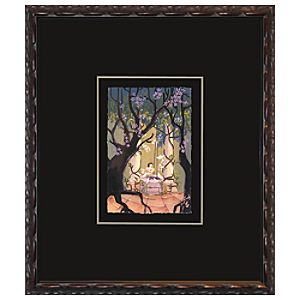 Limited Edition Disney Storytellers Im Wishing Snow White Giclée