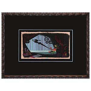 Limited Edition Disney Storytellers Peters Shadow Peter Pan Giclée