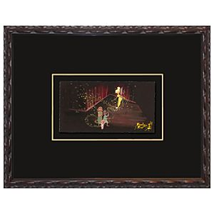 Limited Edition Disney Storytellers Pixie Dust Peter Pan Tinker Bell Giclée