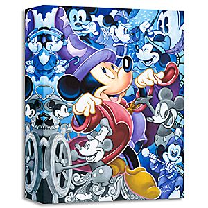 Celebrate the Mouse Giclée by Tim Rogerson