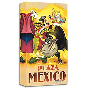 Goofys Plaza Mexico Giclée by Tim Rogerson