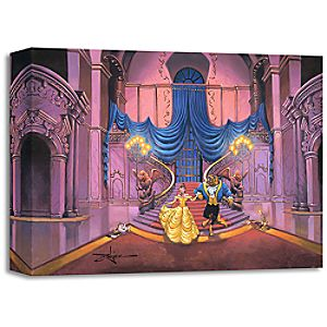 Tale as Old as Time Giclée by Rodel Gonzalez