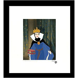 She Lives! Evil Queen Cel by Courvoisier Galleries